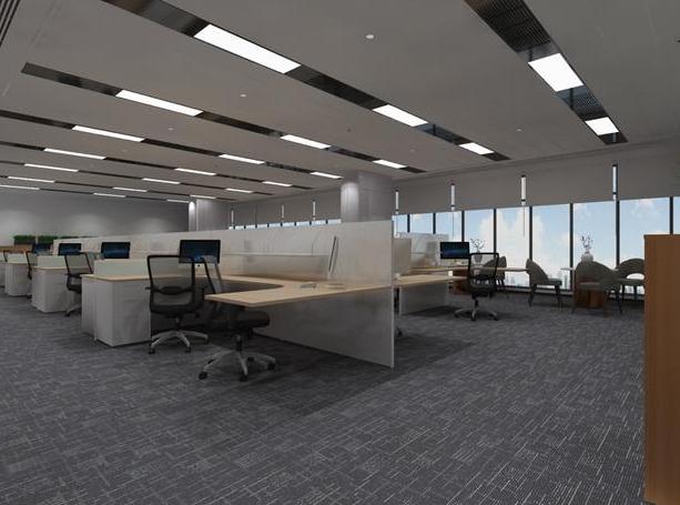 办公室装修效果图有什么作用和影响?