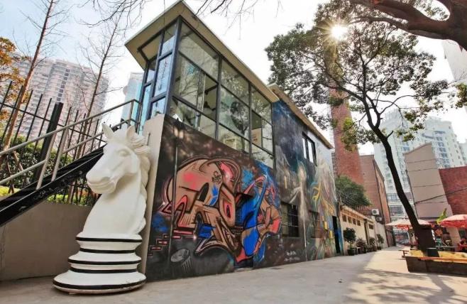 文化创意产业发展,上海创意园区兴起!