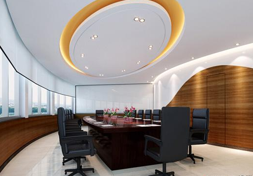 办公室设计装修如何显大气?