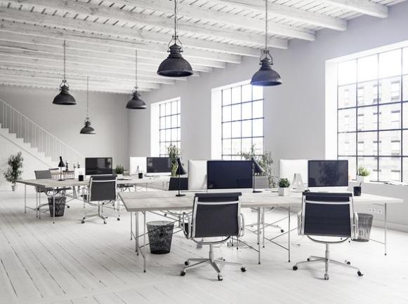办公室装饰壁纸如何选购?