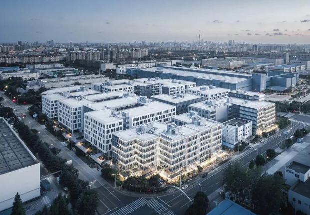 黄浦区将再添千亿级规模产业,一个新的产业园在上海市中心现雏形