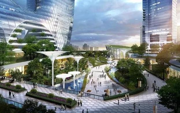 文化创意产业园景观设计的对策!