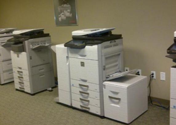 企业选择复印机租赁具有哪些优势