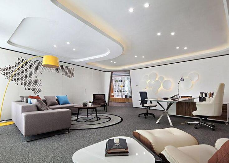 上海办公室装修有哪些注意事项?