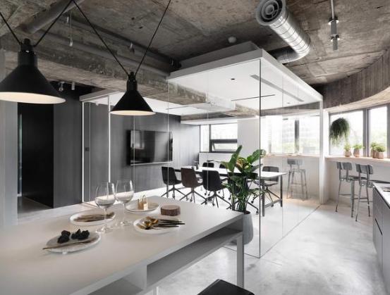 上海的开放式办公室装修需要掌握哪些技巧?