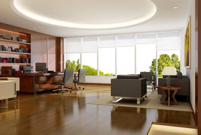 办公室玻璃隔断的优点你了解多少?